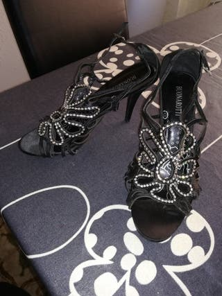 Zapatos sandalia fiesta
