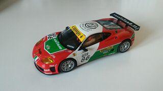 Ferrari 360 GTC de Scalectric. Ninco