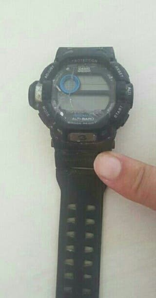 Used, Casio G-Shock G-9200 for sale  UK