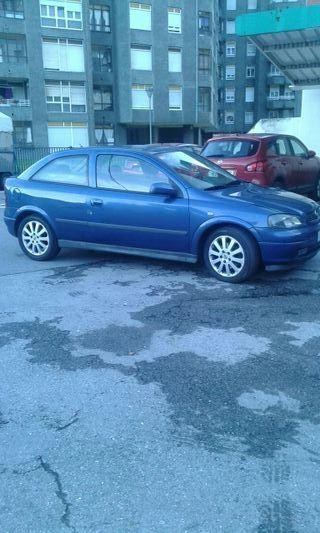Opel Astra G CC 2002