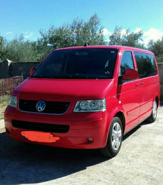 Volkswagen Multivan Highline del 2006