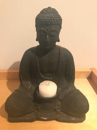 Buda vela de té
