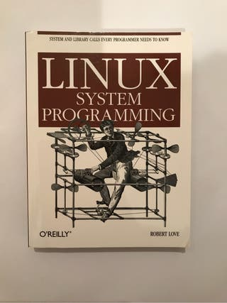 Libro linux system programming