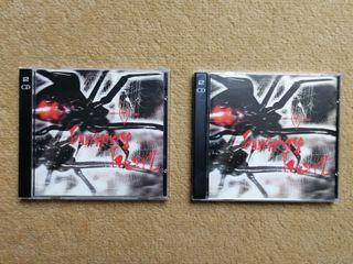 Recopilatorio de música Burning Heart en cd