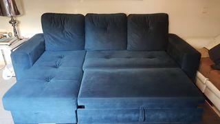 Sofá Cama Chaise Lounge