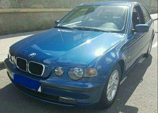 BMW COMPAC 316TI AUTOMÁTICO SECUENCIAL - AÑO 2003