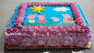 Servicio de tartas