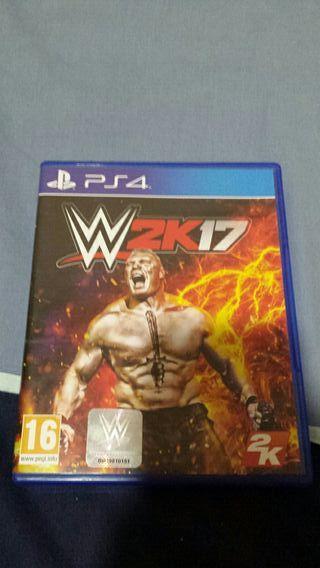 WWE2K17 SEMINUEVO