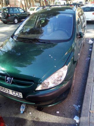 Peugeot 307 diesel 1.6 .2003