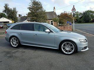 Audi A4 2009 great