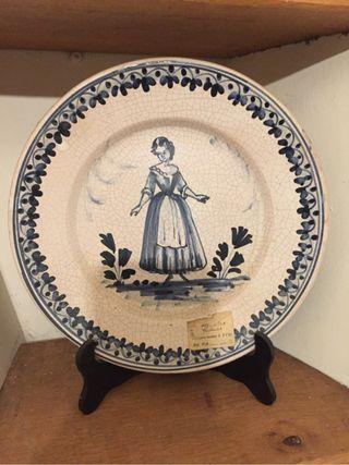 Plats ceramica
