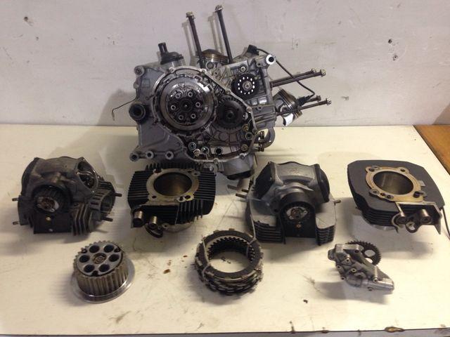 Ducati Monster 696 recambios