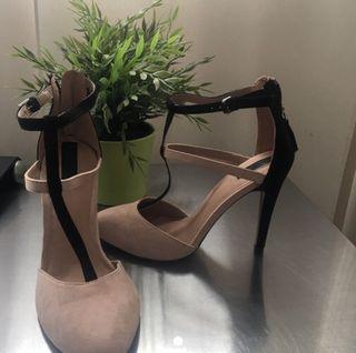 Zapatos tacon 39