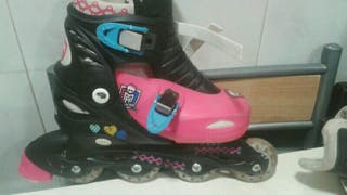Patines en linea monsther high