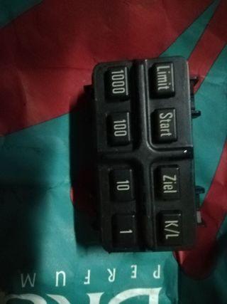mando limitador de velocidad