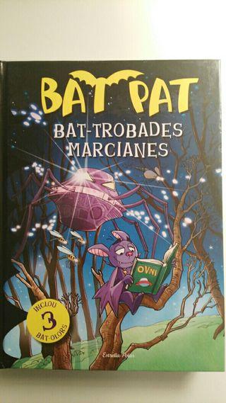libro batpat - bat-trobades marcianes