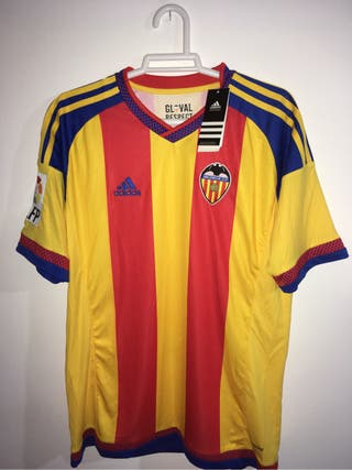 Camiseta Valencia adidas