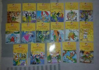 17 libros de Gerónimo Stilton