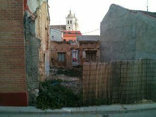 Solar urbano en Cigales