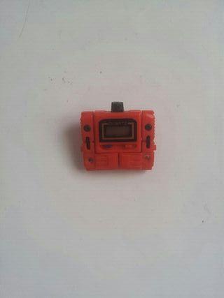 juguete reloj transformer antiguo transformers