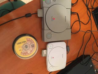 Sony psp 1 y psp une eslim