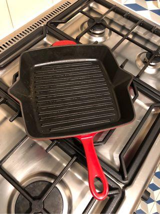 Sarten grill americano Staub