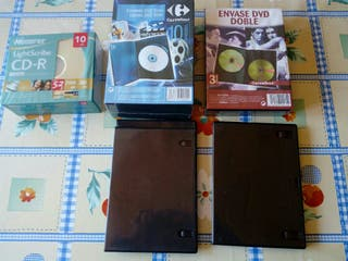 pack CDS ligthscribe