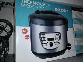 Robot de cocina, olla eléctrica