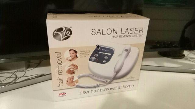 Aparato de depilación manual laser