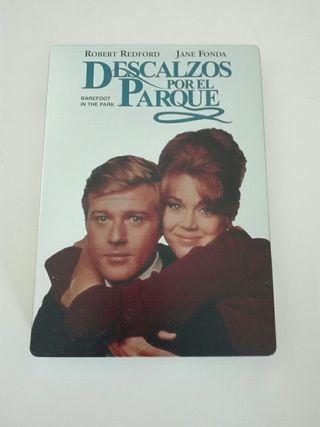 Dvd Descalzos por el Parque