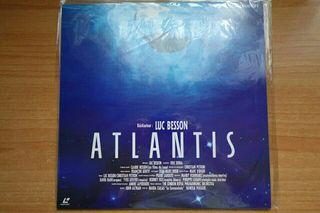 Atlantis (Luc Besson) - LaserDisc