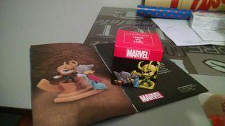 Figura Marvel Thor vs. Loki