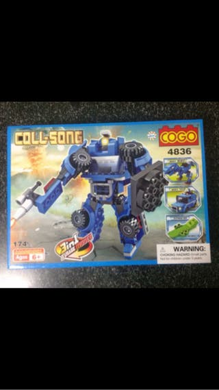 Construcvion COGO 4836