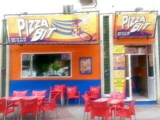 traspaso pizzeria- comida para llevar Tomares
