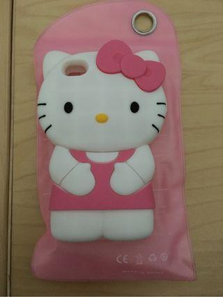 Funda movil Hello Kitty