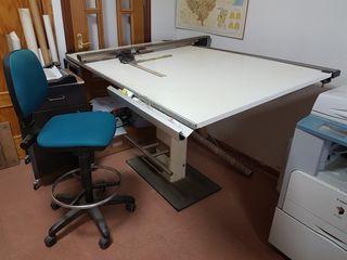Mesa dibujo tecnico