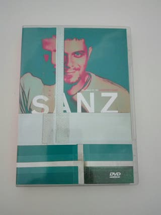 Dvd Alejandro Sanz.