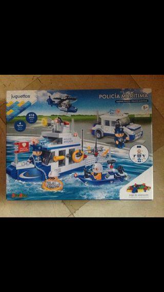 Policia Maritima construccion