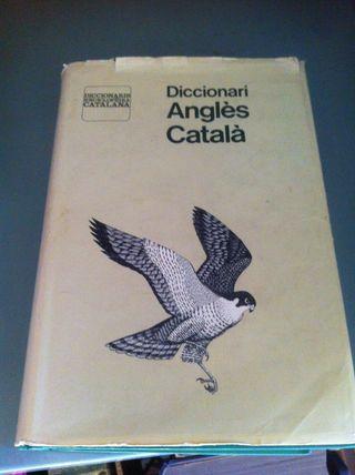 Diccionaria Angles Catala De L'enciclopedia Catalana