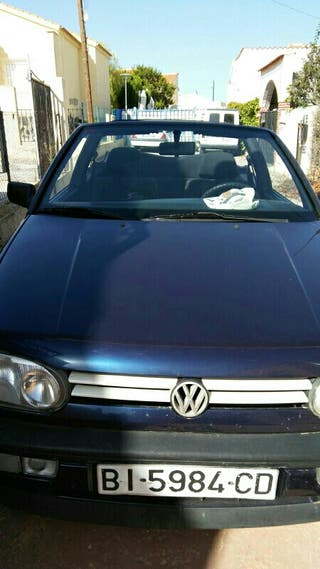 Volkswagen Golf Cabrio 2002 140000 km
