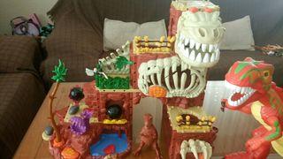 juguetes dinosaurios