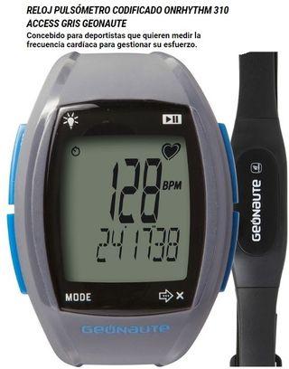 6e85b7365ae3 Pulsómetro con cronometro de segunda mano en Madrid en WALLAPOP