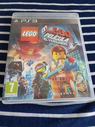juego Ps3 La Lego Pelicula