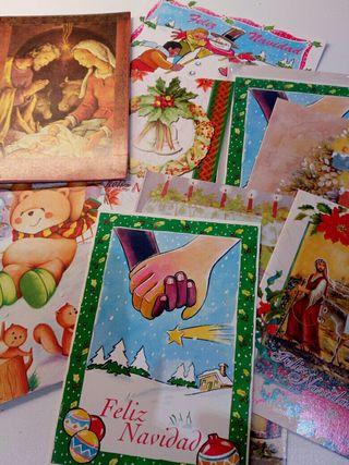 18 Postales Navidad