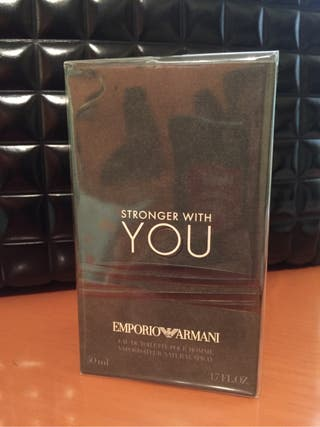 Armani - Stronger with You