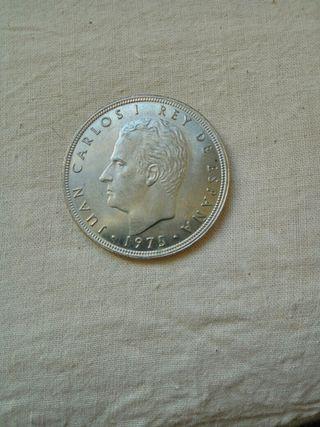Moneda de 100 ptas 1975