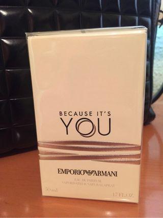 E. Armani - Because its You