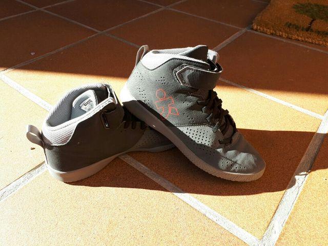 botas basket niño