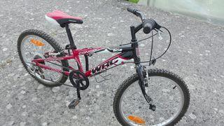 Bicicleta CONOR WRC 206