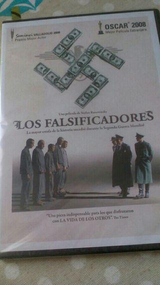 DVD Los falsificadores